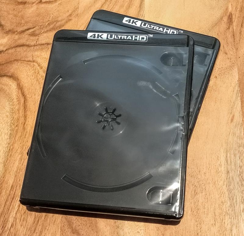 Ultra HD Blu-ray amaray
