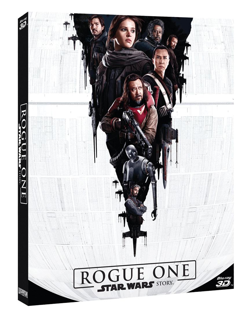 Rogue One: Star Wars Story (Blu-ray 3D + Blu-ray 2D)