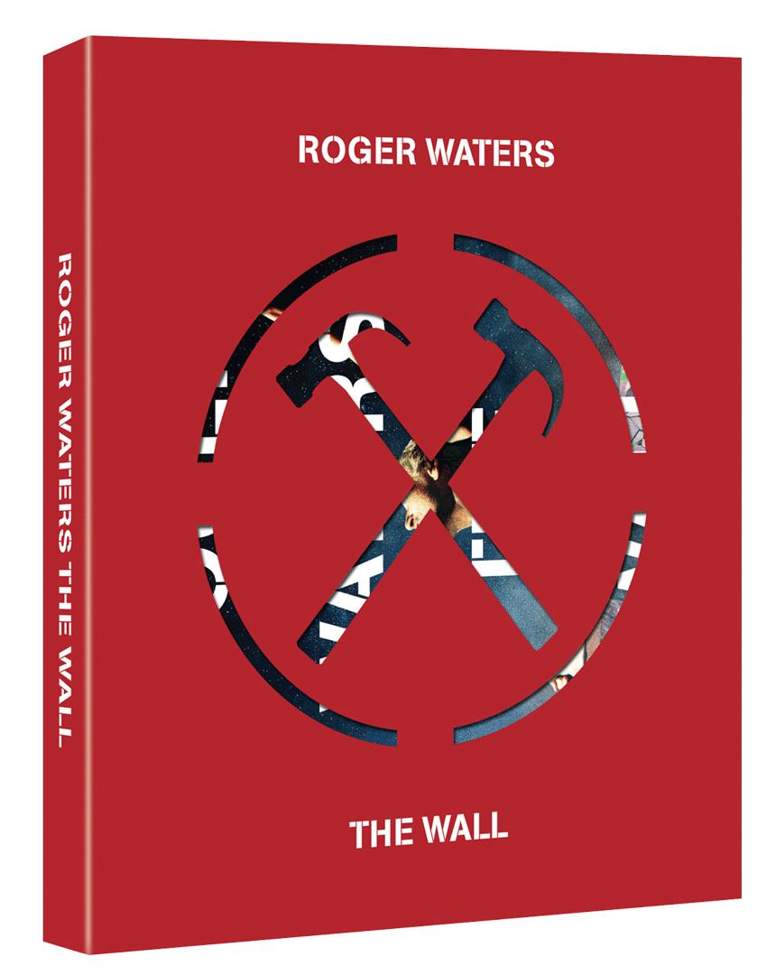 Roger Waters: The Wall (Blu-ray, Speciální edice)