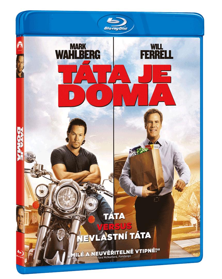 Táta je doma (Blu-ray)